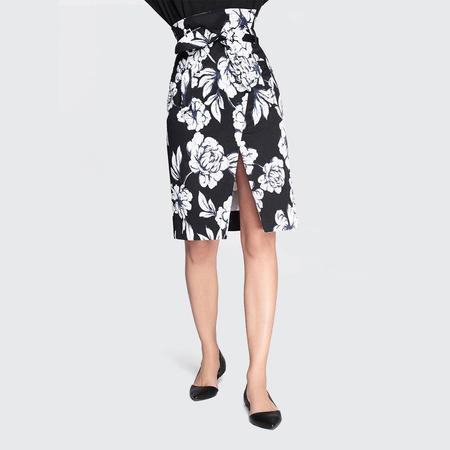 29559ab66bab ... Marissa Webb Ella Printed Ottoman Skirt - Peony