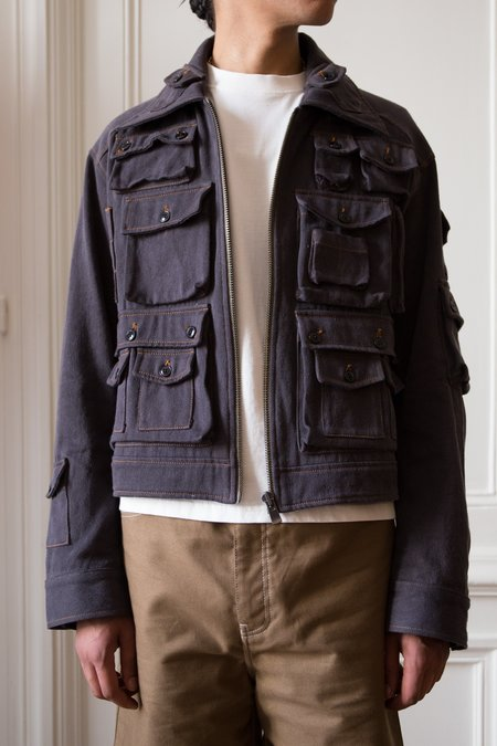 PHIPPS Multi Pocket Twill Workwear Jacket