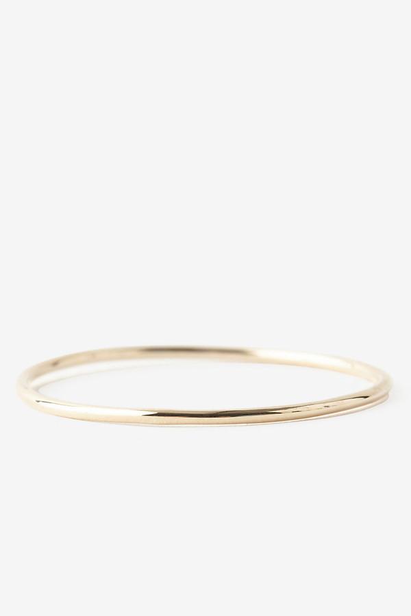 Kristen Elspeth Gold Thread Ring