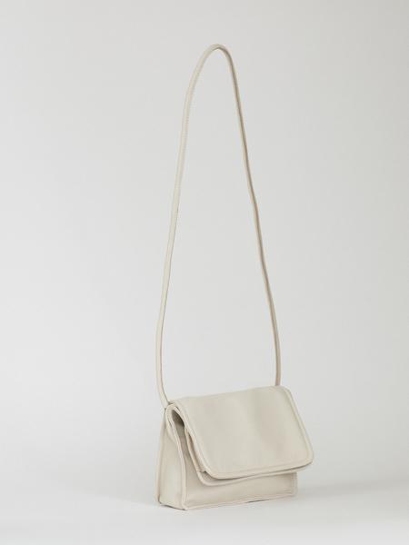 ARE Studio Cartella Crossbody Bag in Bone