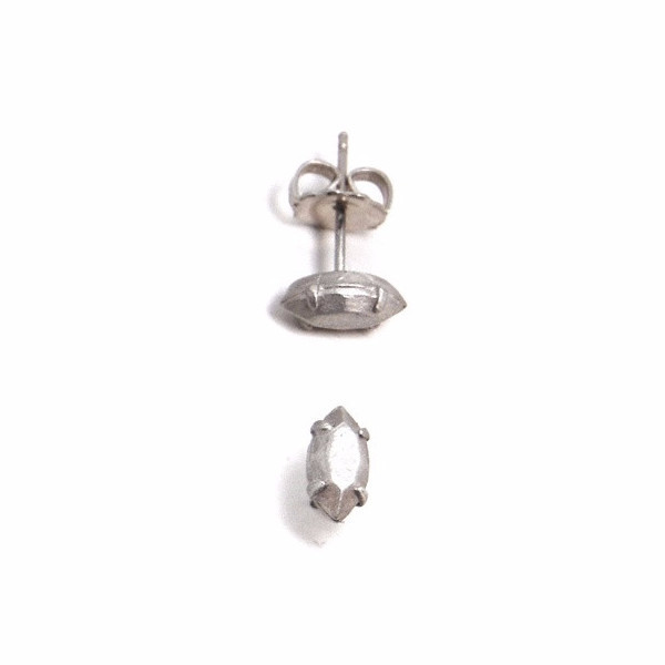 K/LLER Collection Marquise Stud