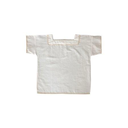KIDS Liilu Pepijin Pajama Set - Off-White