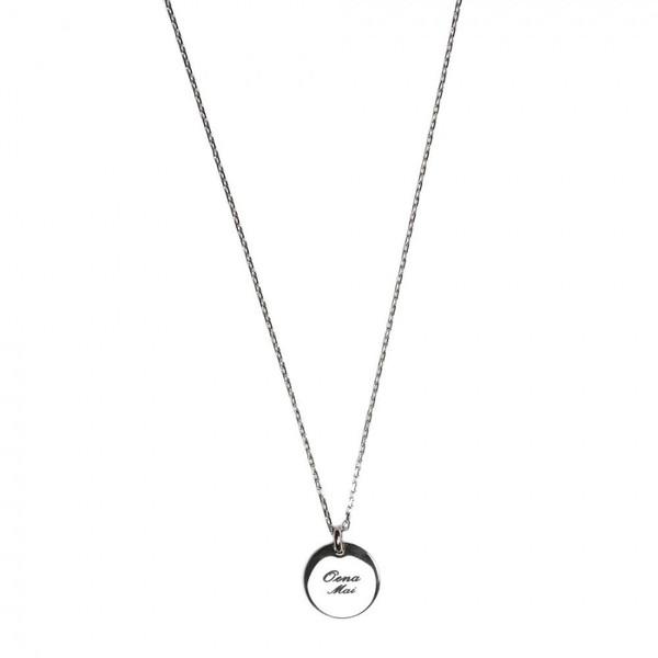 Adeline Affre Medals Necklace