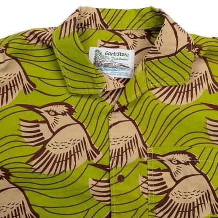 Garbstore Slacker Shirt - Green