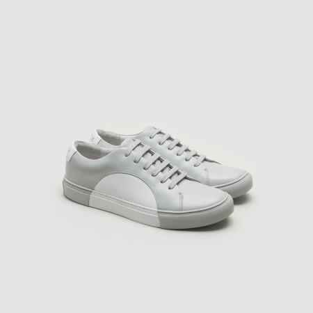 THEY Circle Low - Grey/White