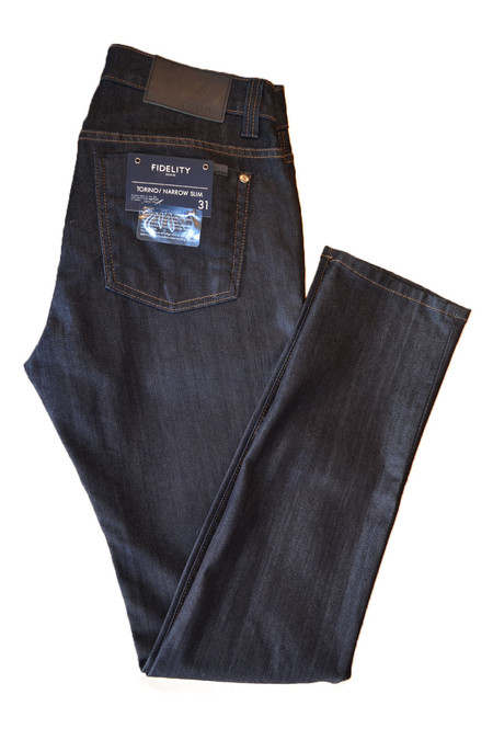 Men's Fidelity Denim Torino Revolution Rinse