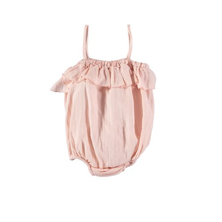 KIDS Liilu Sunsuit - Light Pink