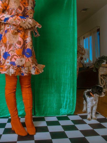 Vivetta Ducker Dress - print
