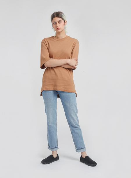 I AND ME Selvedge Skinny Jeans - Bleach Wash