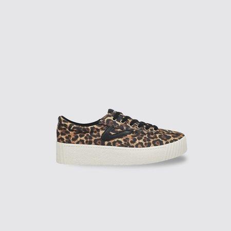 Tretorn Nylite Bold - Leopard