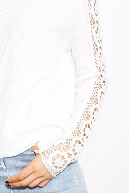 Generation Love Belle Emb Crochet - Cream
