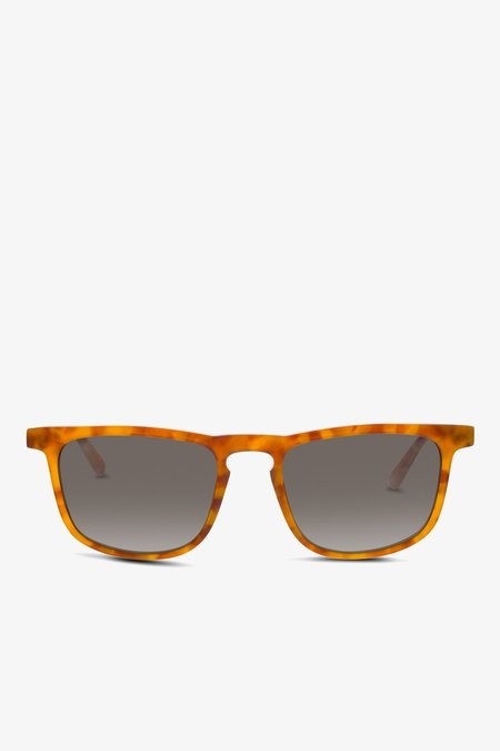 Smoke x Mirrors Skyliner Sunglasses - Ginger Tortoise