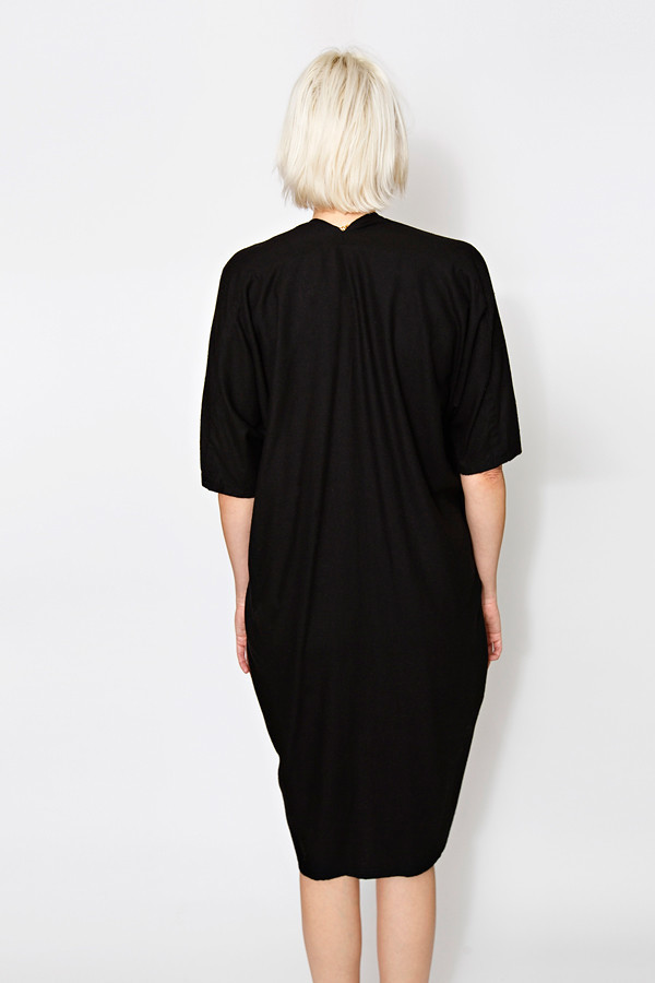 Sale! Muse Dress, Oversized, Silk Noil