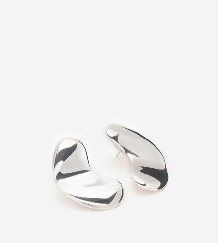 Luz Ortiz Pinto Earrings - Sterling Silver