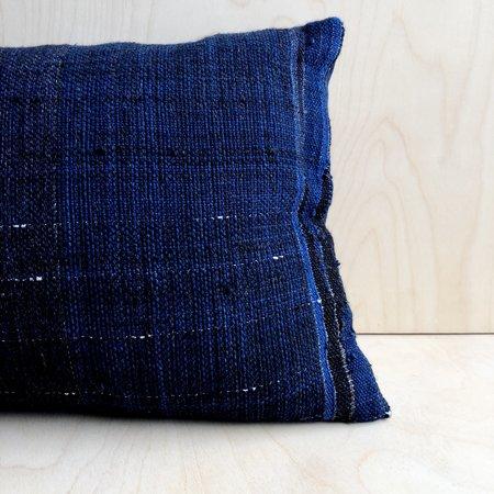 Jess Feury Indigo Pillow #2