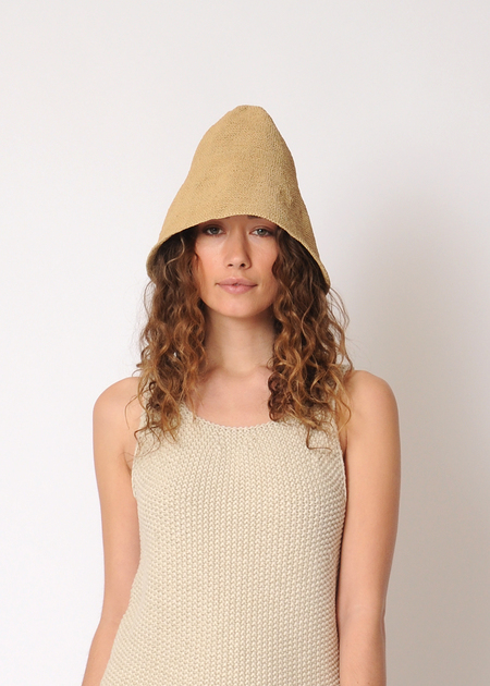 c62ddcf6060 Lauren Manoogian Bell Hat Lauren Manoogian Bell Hat
