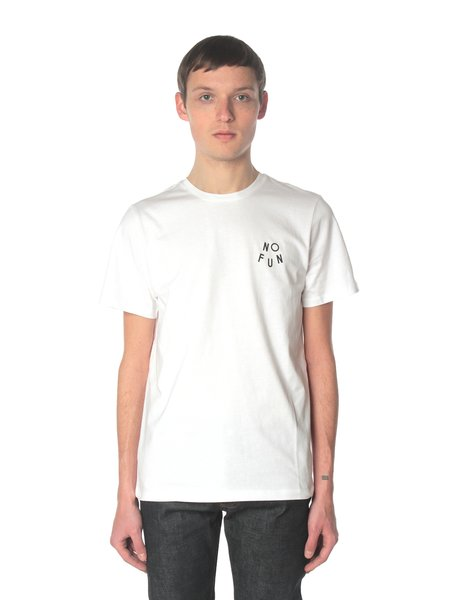 A.P.C. No Fun T-Shirt