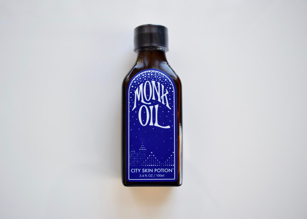 Monk Oil: City Skin Potion