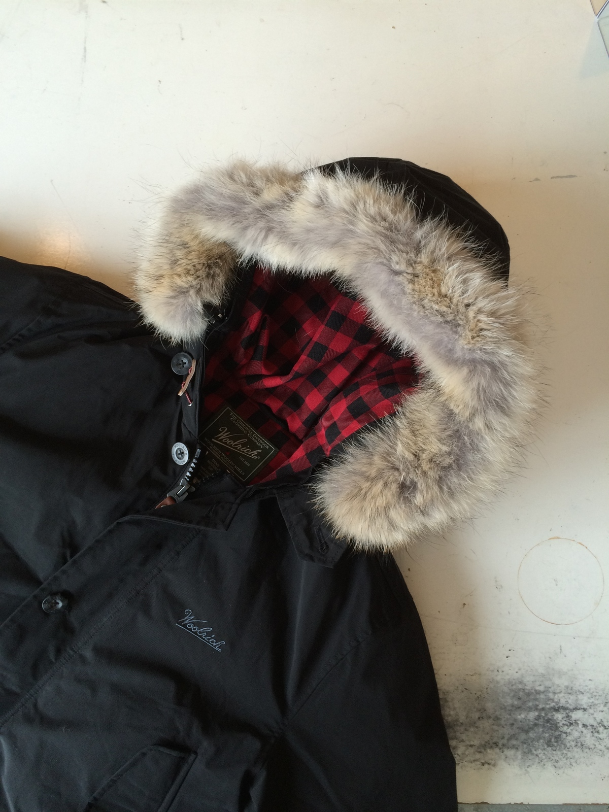 woolrich men 39 s arctic down parka garmentory. Black Bedroom Furniture Sets. Home Design Ideas