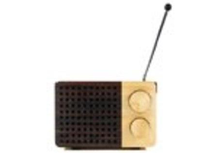 MAGNO WOODEN RADIO (SMALL)