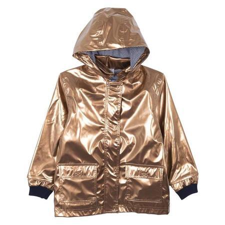 KIDS Petit Bateau Raincoat - Copper