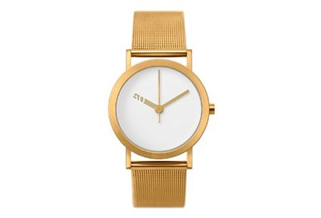 Extra Normal Timespieces EN07-M18GO Watch - GOLD