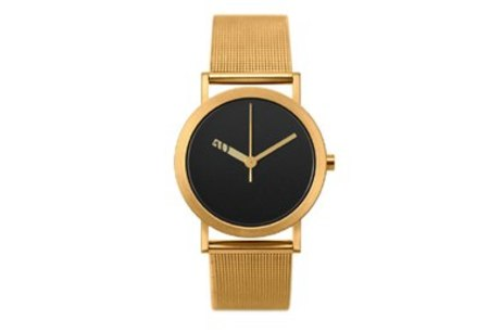 Extra Normal Timespieces EN08-M18GO Watch - GOLD