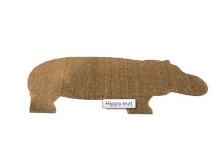 DROOG HIPPO DOORMAT