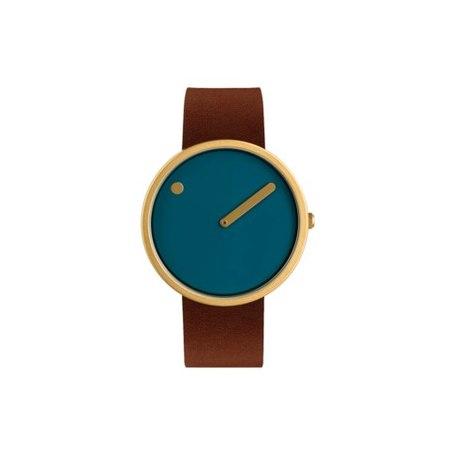 Rosendahl Picto RD-43376 - Blue/Brown/Gold