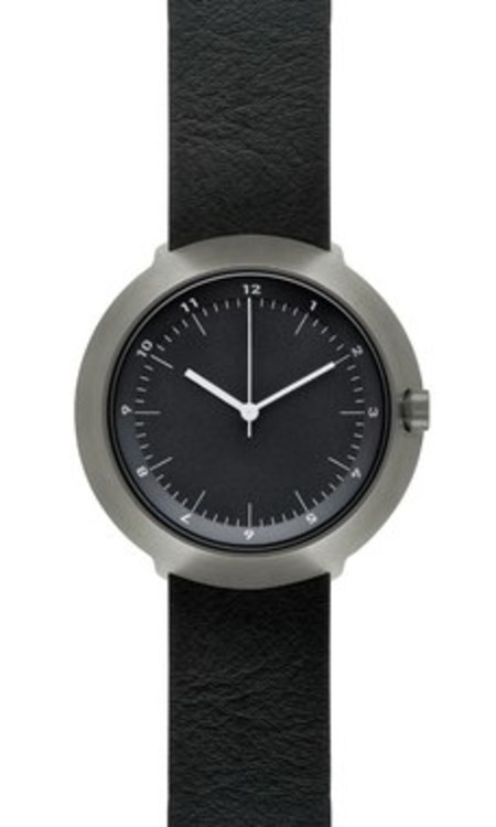 Extra Normal Timespieces FUJI WATCH - BLACK