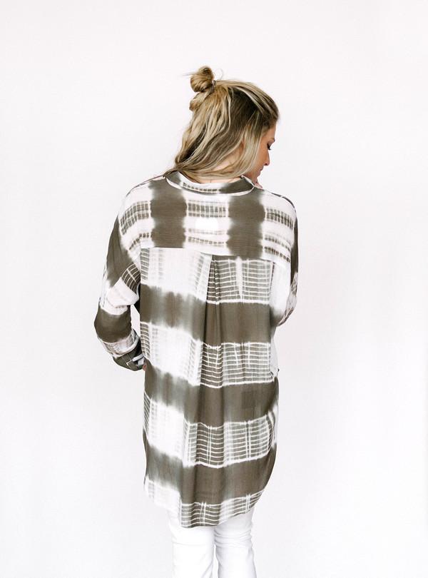 En Creme Natural Dye Pullover