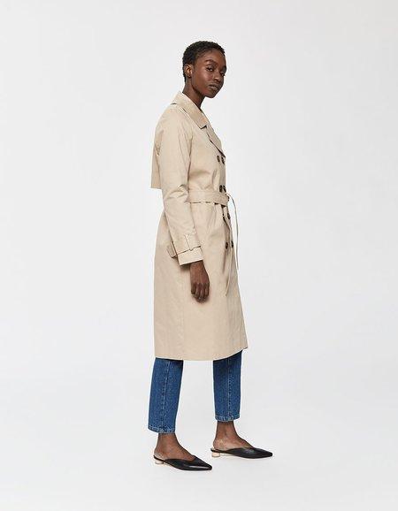 JUST FEMALE Rhye Trench Coat
