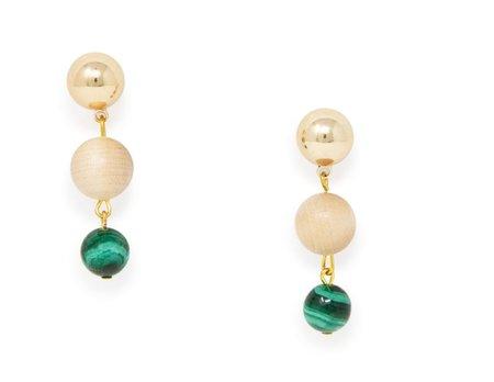 Sophie Monet Droplet Earrings