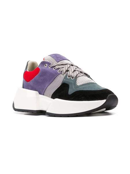 MM6 Maison Margiela Colourblock Chunky Sneakers