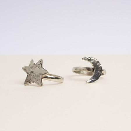 Kontora Sisters Ring - Silver