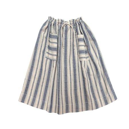 KIDS nico nico Petra Skirt - Navy Sailor Stripe