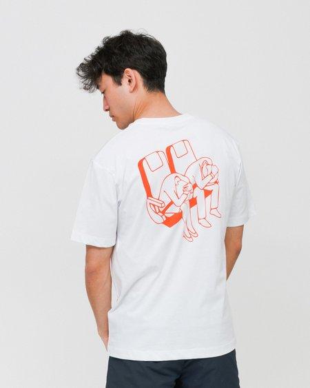 Minimum Asker SS 3539 T-Shirt - White