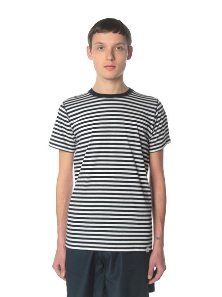 Norse Projects Niels Classic Stripe T-Shirt