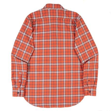 Freenote Cloth Jepson Shirt - Burnt Orange
