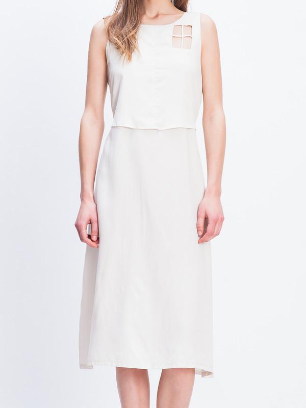 SAMANTHA PLEET SKYLIGHT DRESS (preorder!)