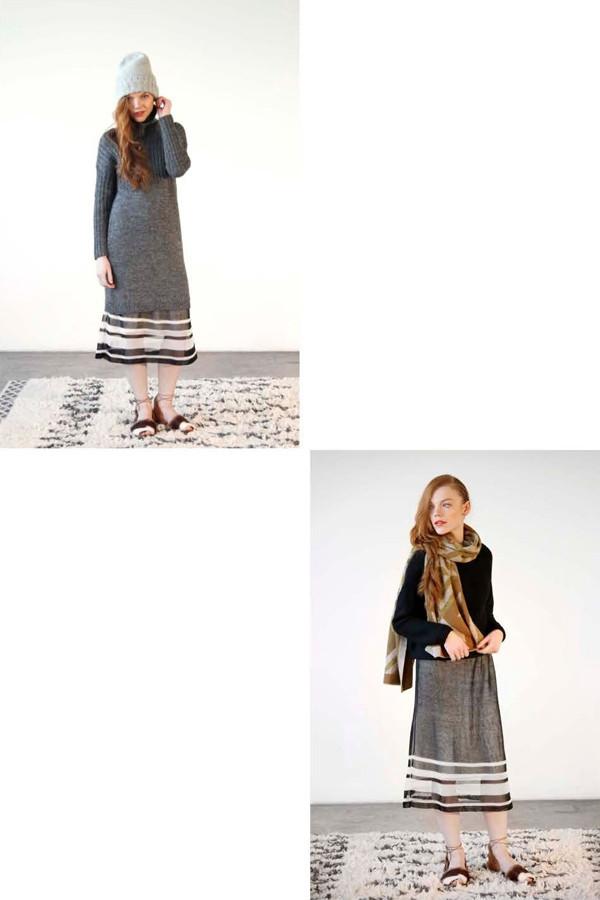 Kordal Midi Skirt