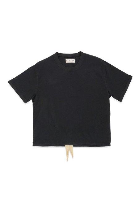Unisex SEEKER Cinch Shirt - Slate