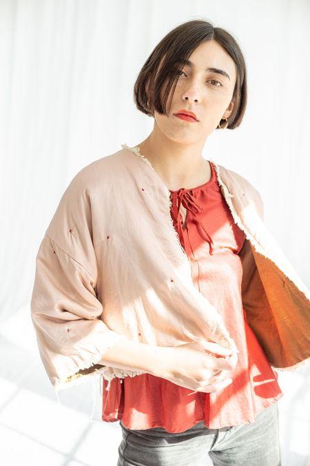 Sula Clothing LTD. Sula Clothing Kimono Jacket - rose