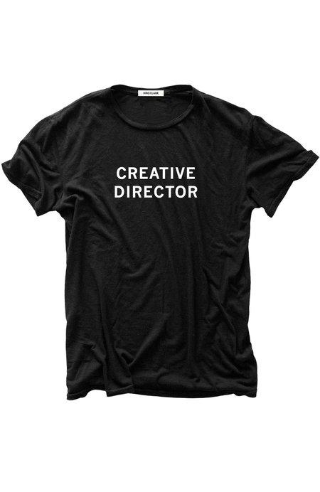 Jim Moore X Hiro Clark Creative Director T-Shirt
