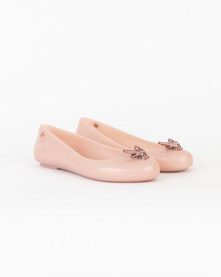 Melissa x Vivienne Westwood Space Love Bee Flats - Light Pink