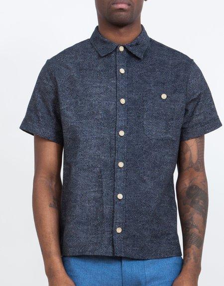 Krammer & Stoudt Dillon Shirt - Black/White