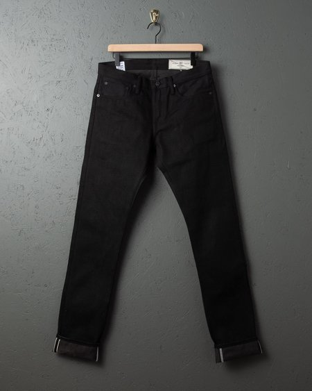 Rogue Territory 'Stealth' SK Jeans - BLACK