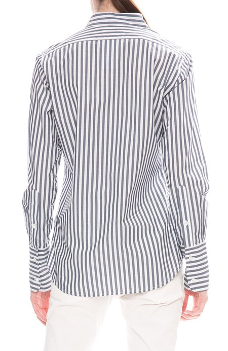 Nili Lotan Helen Shirt - Striped