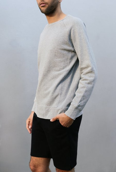 Richer Poorer Crewneck Sweatshirt - Heather Grey
