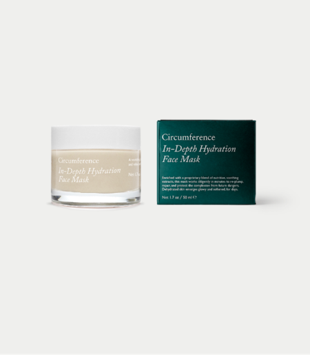 Circumference In-Depth Hydration Face Mask